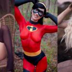 NudeCosplayGirls.com - Nichameleon nude