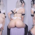 NudeCosplayGirls.com - ShiroKitsune nude Jeanne Alter