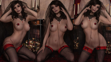 NudeCosplayGirls.com - Danielle Beaulieu nude Helena