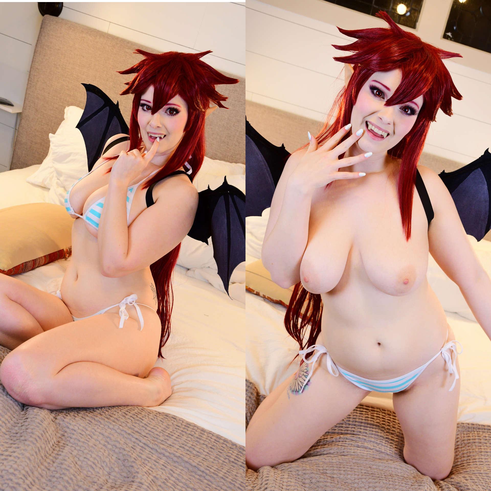 Kiki Marie Cosplay Nude