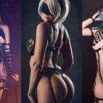 NudeCosplayGirls.com - Bellas Cosplay nude