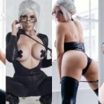 NudeCosplayGirls.com - Elizabeth Rage nude Meiko Shiraki
