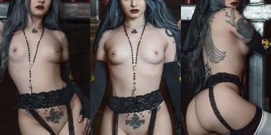 NudeCosplayGirls.com - Genevieve nude Original sin