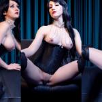 NudeCosplayGirls.com - Mechanical Vampire nude