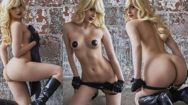 NudeCosplayGirls.com - Vixence nude