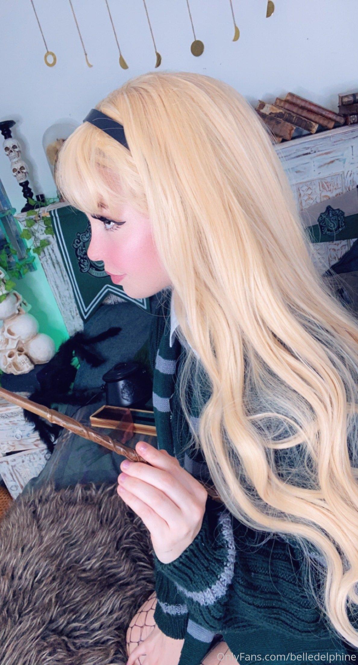 Belle Delphine Hogwarts Student Set 0025