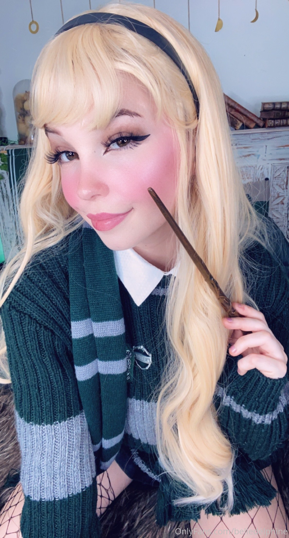 Belle Delphine Hogwarts Student Set 0036