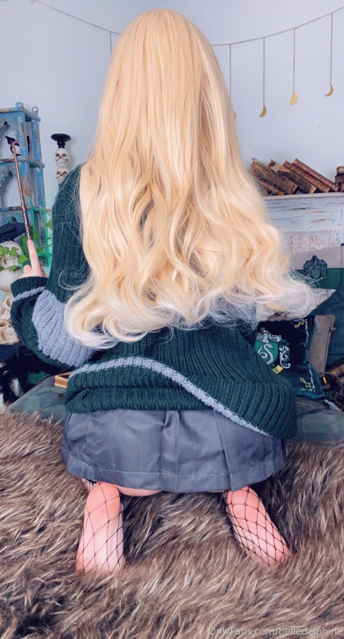 Belle Delphine Hogwarts Student Set 0045