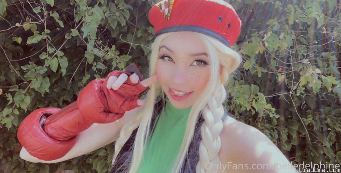 Belle Delphine Street Fighter Cosplay Leaked Nudes 0018