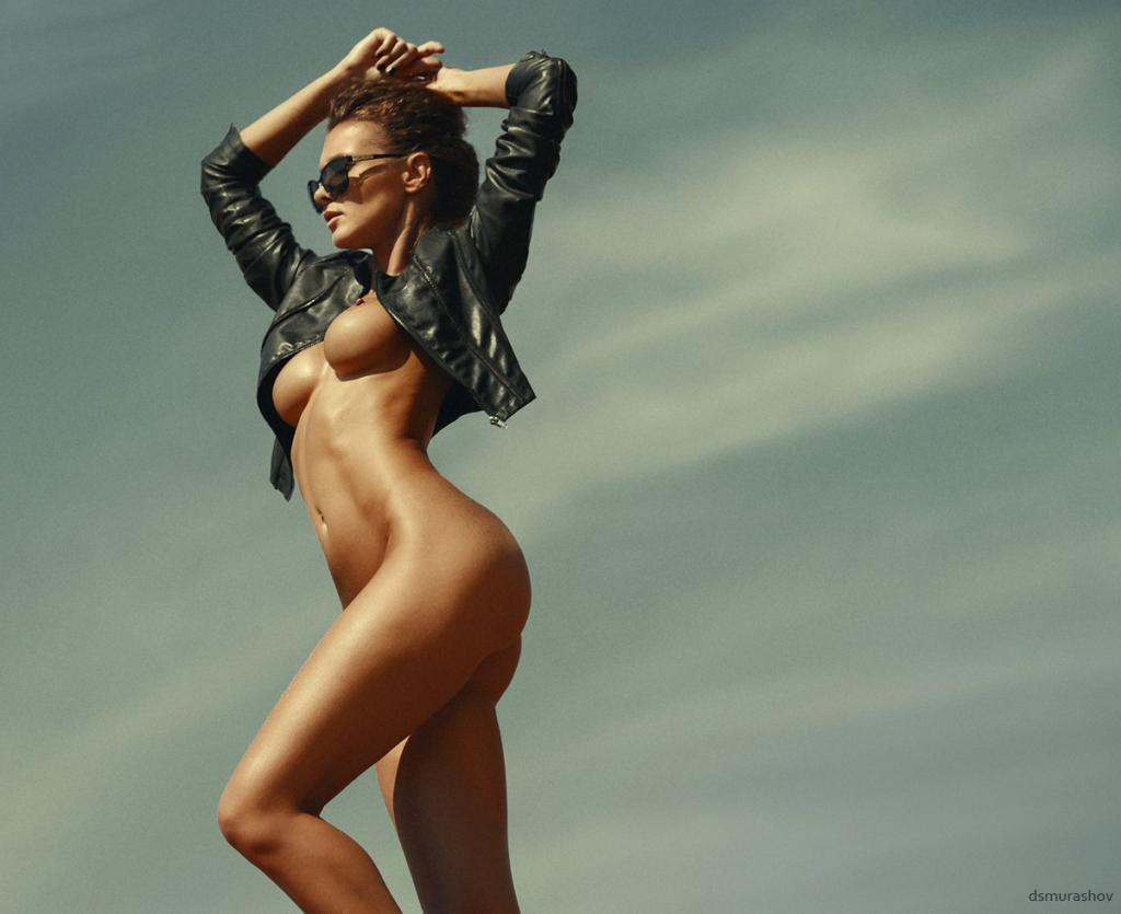 Wallpaper Marina Visconti Brunette Nude Naked Girls