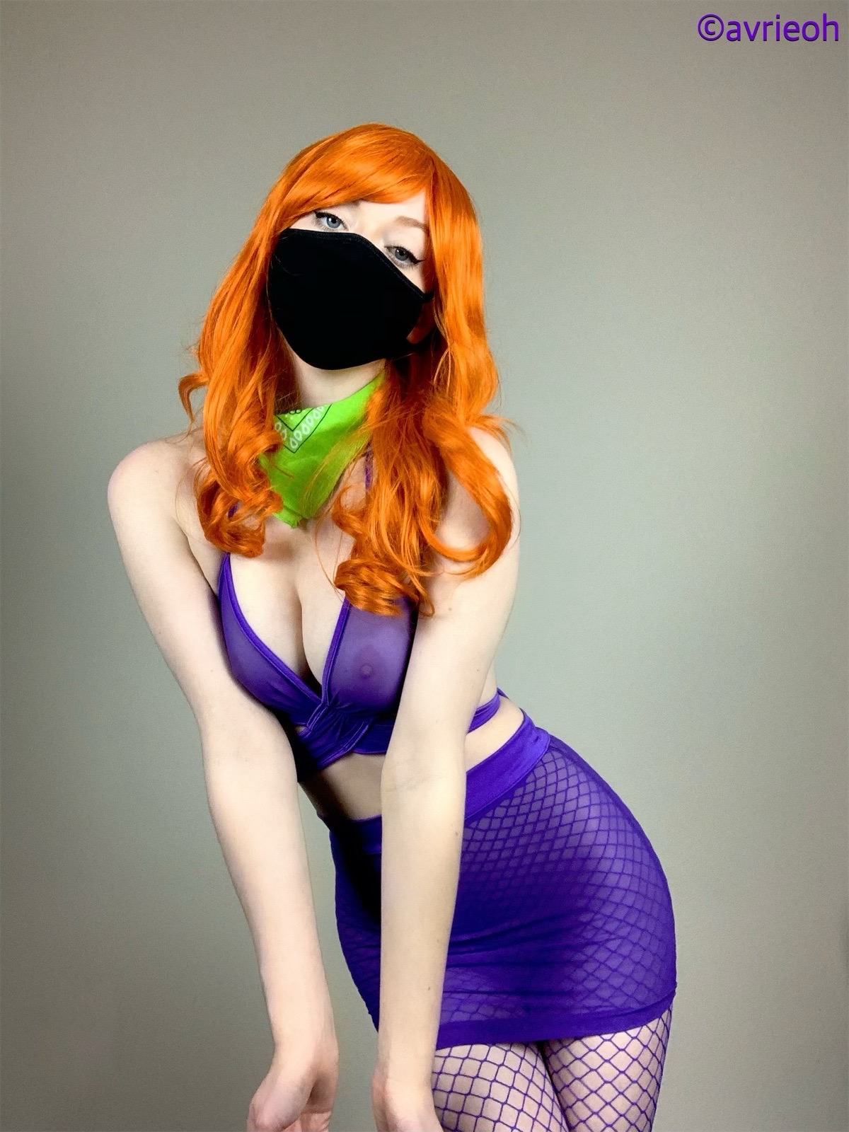 Boudoir Daphne Blake from Scooby Doo by AvrieOh