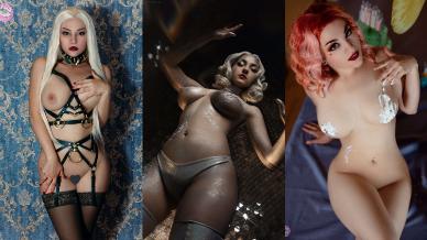 NudeCosplayGirls.com - Zoe Volf nude