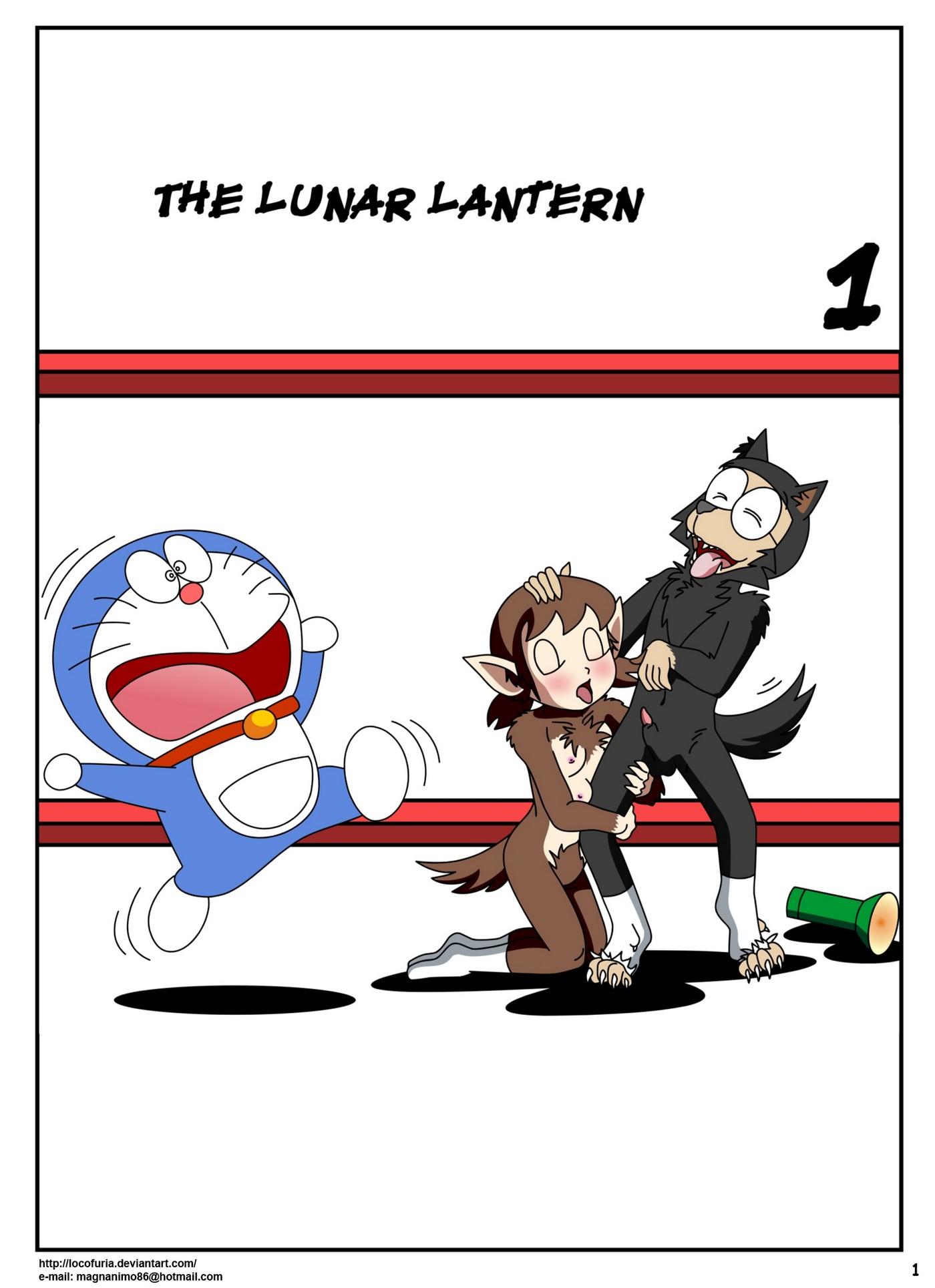 Doraemon Tales of Werewolff 03