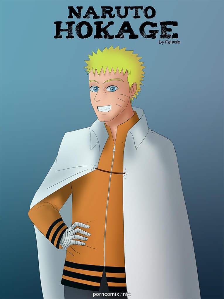 Naruto Hokage Porn Comic 1