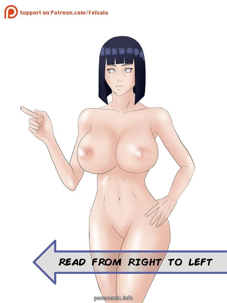 Naruto Hokage Porn Comic 2