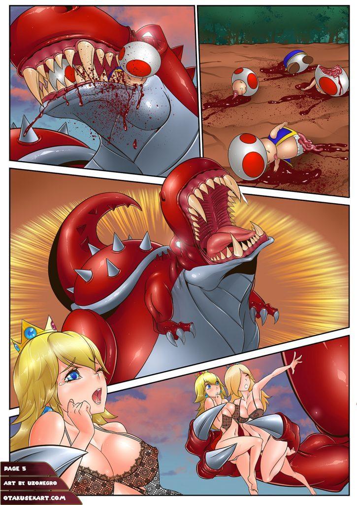 Two Princesses One Yoshi 2 07